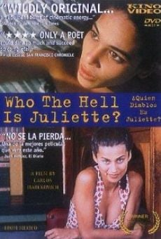 Ver película ¿Quién diablos es Juliette?