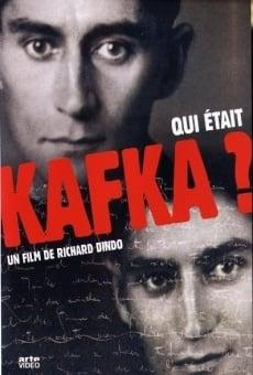 Qui était Kafka?