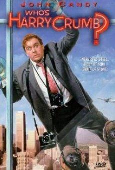 Ver película ¿Quién es Harry Crumb?