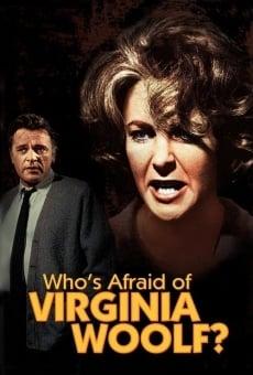 Quién le teme a Virginia Woolf? online