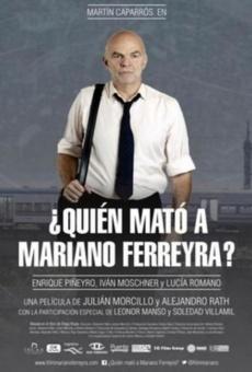 Ver película ¿Quién mató a Mariano Ferreyra?
