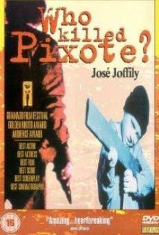 Ver película ¿Quién mató a Pixote?