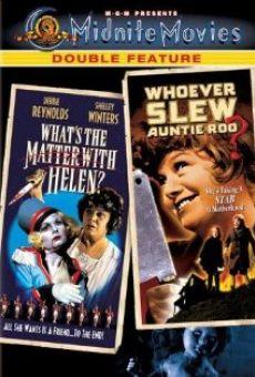 Ver película ¿Quién mató a Tía Roo?
