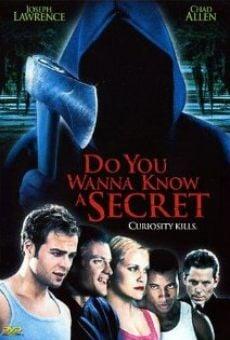 Ver película ¿Quieres que te cuente un secreto?
