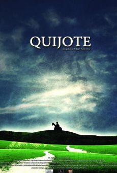 Ver película Quijote