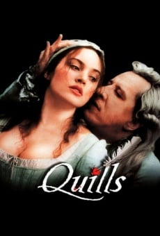 Quills - La penna dello scandalo online streaming