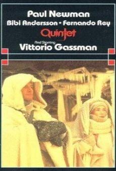 Ver película Quinteto