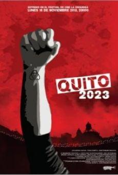 Ver película Quito 2023