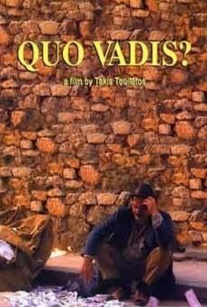 Ver película Quo Vadis?