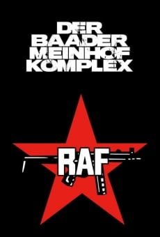 Ver película R.A.F. Facción del Ejército Rojo