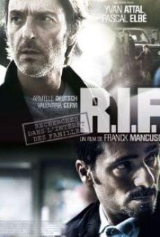 Película: R.I.F. (Recherches dans l'Intérêt des Familles)