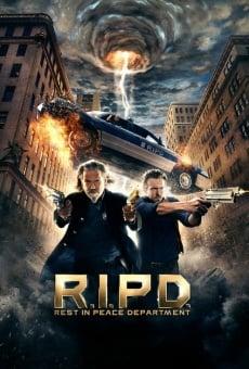 Ver película R.I.P.D. Departamento de Policía Mortal