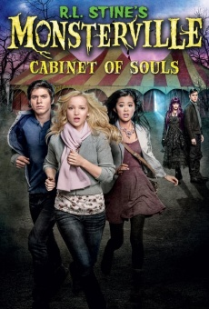 R.L. Stine's Monsterville: Cabinet of Souls online