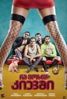 Ver película Ra Mokhda Kievshi