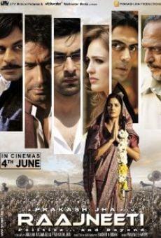 Ver película Raajneeti