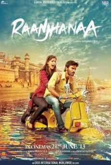 Raanjhanaa on-line gratuito