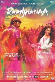 Raanjhanaa on-line gratuito