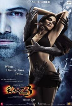 Raaz 3: The Third Dimension online streaming