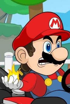 Racist Mario online streaming