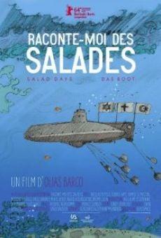 Película: Raconte-moi des salades