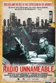 Película: Radio Unnameable