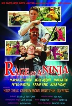 Ver película Rage of a Ninja