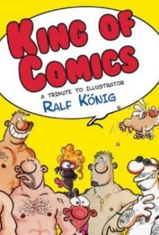König des Comics on-line gratuito
