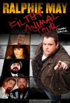 Ver película Ralphie May Filthy Animal Tour