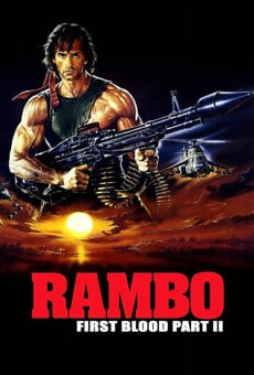 Rambo: First Blood Part II on-line gratuito