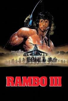 Rambo III en ligne gratuit