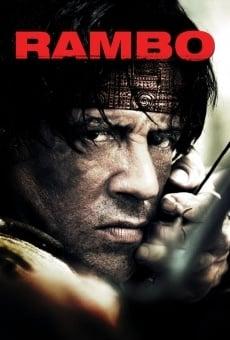 Ver película Rambo IV, regreso al infierno