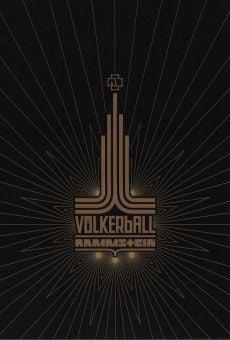 Ver película Rammstein: Völkerball