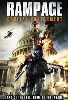 Película: Rampage: Capital Punishment