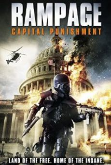 Rampage: Capital Punishment online streaming