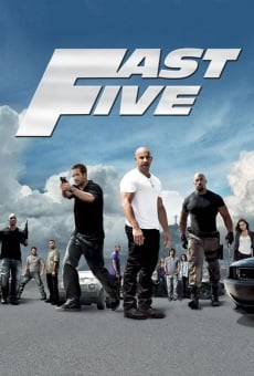 Fast & Furious 5 online streaming