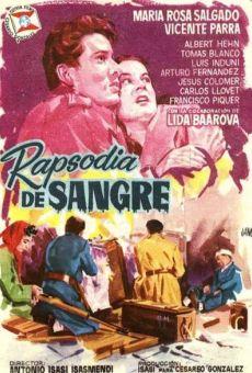 Ver película Rapsodia de sangre