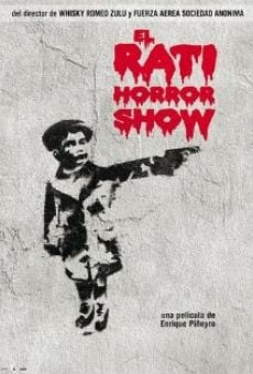 Watch El rati horror show online stream