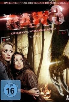 Ver película Raw 3: Die Offenbarung der Grete Müller