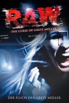 Ver película Crudo: La maldición de Grete Müller