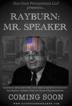 Ver película Rayburn: Mr. Speaker