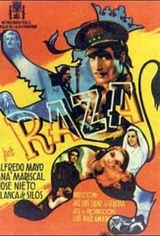 Raza, el espíritu de Franco online