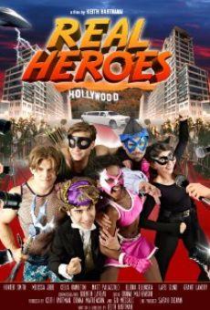 Watch Real Heroes online stream