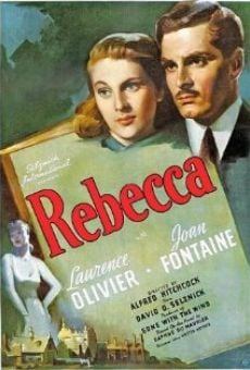 Ver película Rebeca