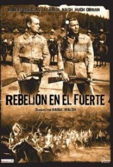 Ver película Rebelión en el fuerte