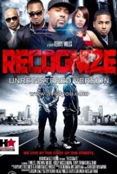 Película: Recognize