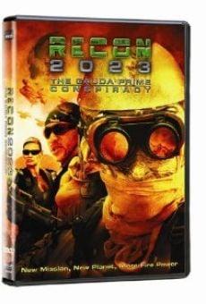 Ver película Recon 2023: The Gauda Prime Conspiracy