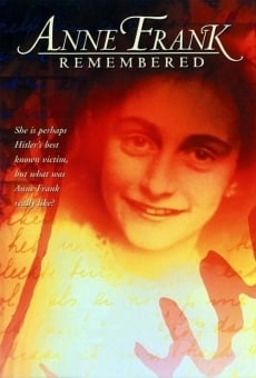 Anne Frank Remembered online streaming