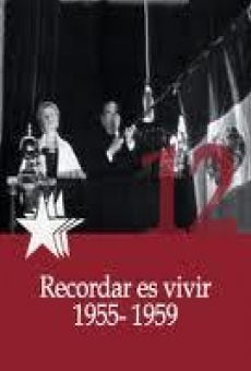 Recordar es vivir on-line gratuito