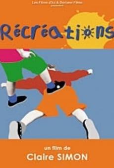 Ver película Récréations