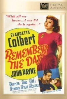 Ver película Recuerda aquel día